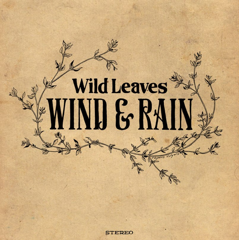 Wild Leaves EP Cover