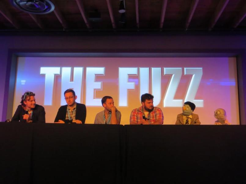 The Fuzz Press Conference