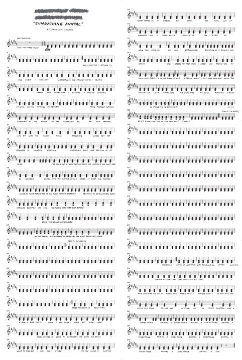 PC - SBA sheet music